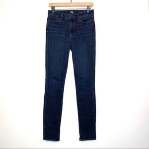 Paige Horton Ultra Skinny Jeans in Parto
